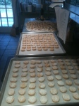 Sweet Potato Biscuits in the Making!