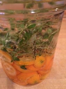 kumquat thyme gin