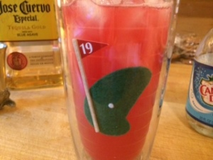 mulberry margarita